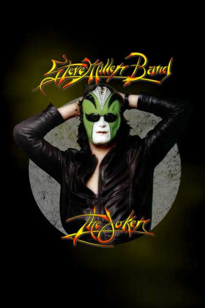 Camiseta Steve Miller Band the Joker