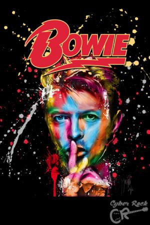 Almofada David Bowie