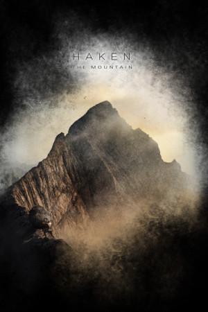 Camiseta Haken The Mountain