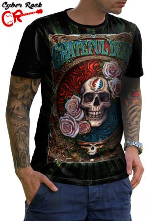 Camiseta Grateful Dead