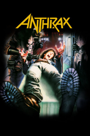 Camiseta Anthrax Spreading The Disease