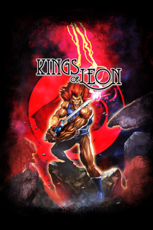 Blusinha Kings Of Leon Thundercats
