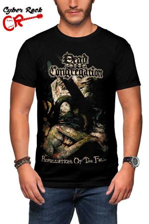 Camiseta Dead Congregation-Promulgation of the Fall