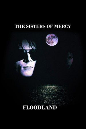 Camiseta The Sisters of Mercy Floodland