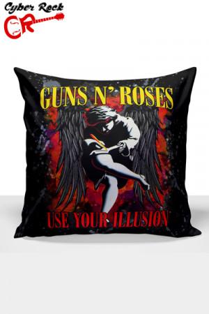 Almofada Banda Guns N Roses Use Your Illusion