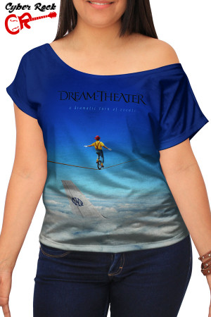 Blusinha Dream Theater a Dramatic Turn of Events