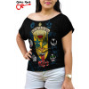 Blusinha Kiss Hotter Than Hell