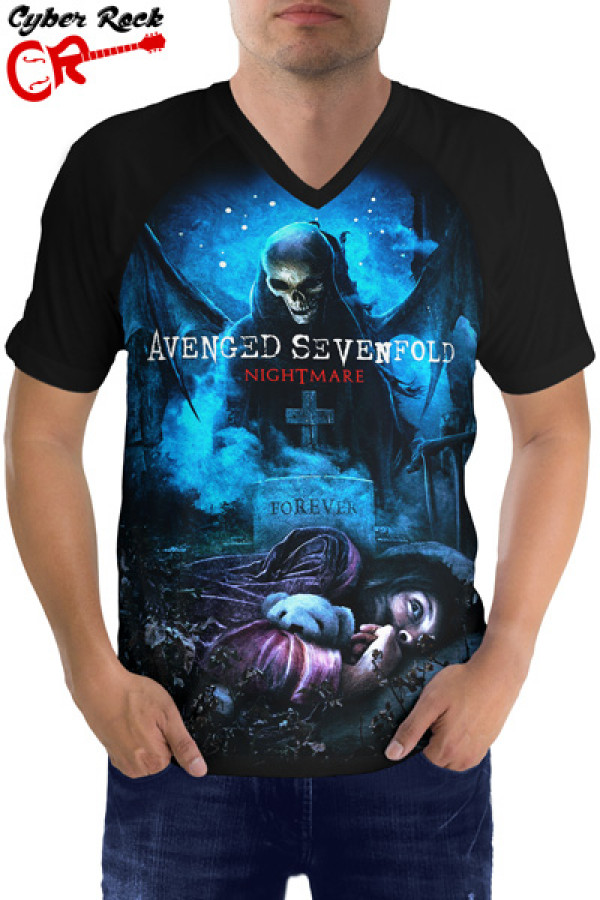 Raglan Avenged Sevenfold Nightmare