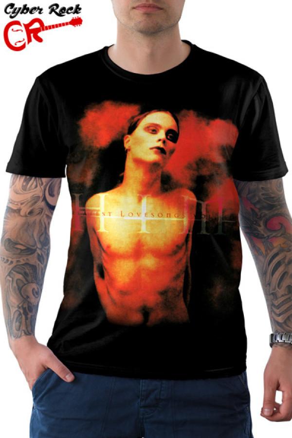 Camiseta HIM Greatest Lovesongs