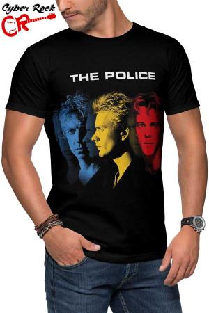 Camiseta The Police