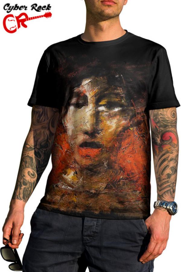 Camiseta HIM Venus Doom