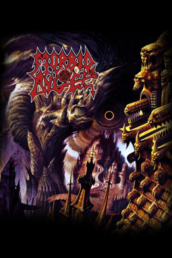 Camiseta Morbid Angel Gateways to Annihilation