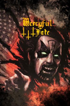 Camiseta Mercyful fate Exclusiva