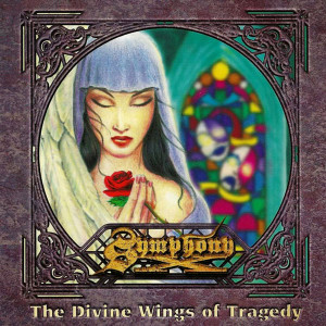 CD Symphony X – The Divine Wings Of Tragedy
