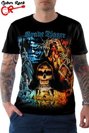 Camiseta Grave Digger Rheingold