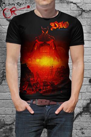 Camiseta Dio Last in Line