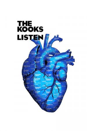 Camiseta The Kooks Listen