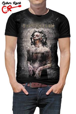 Camiseta Septicflesh Mystic Places of Dawn