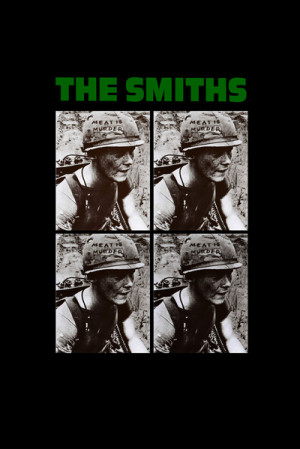 Camiseta The Smiths Meat is Murder