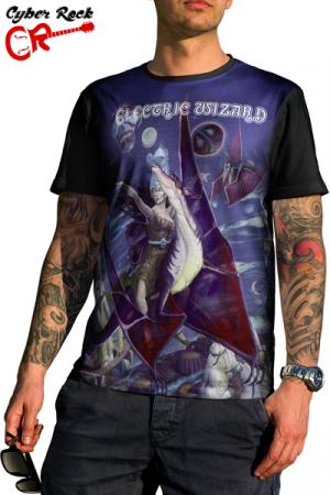 Camiseta Electric Wizard
