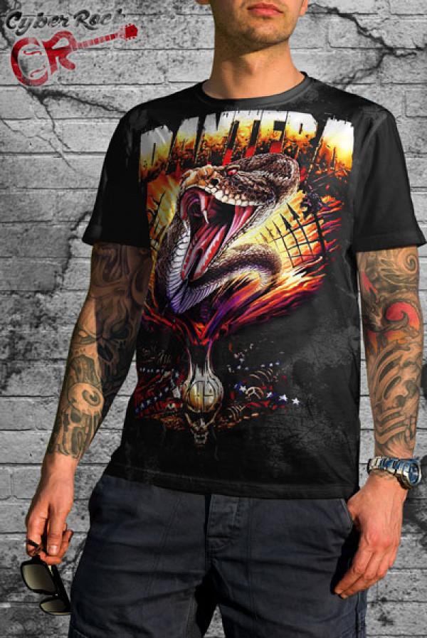 Camiseta Pantera Snake