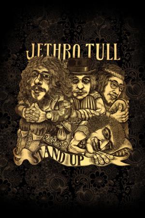 Camiseta Jethro Tull - Stand Up