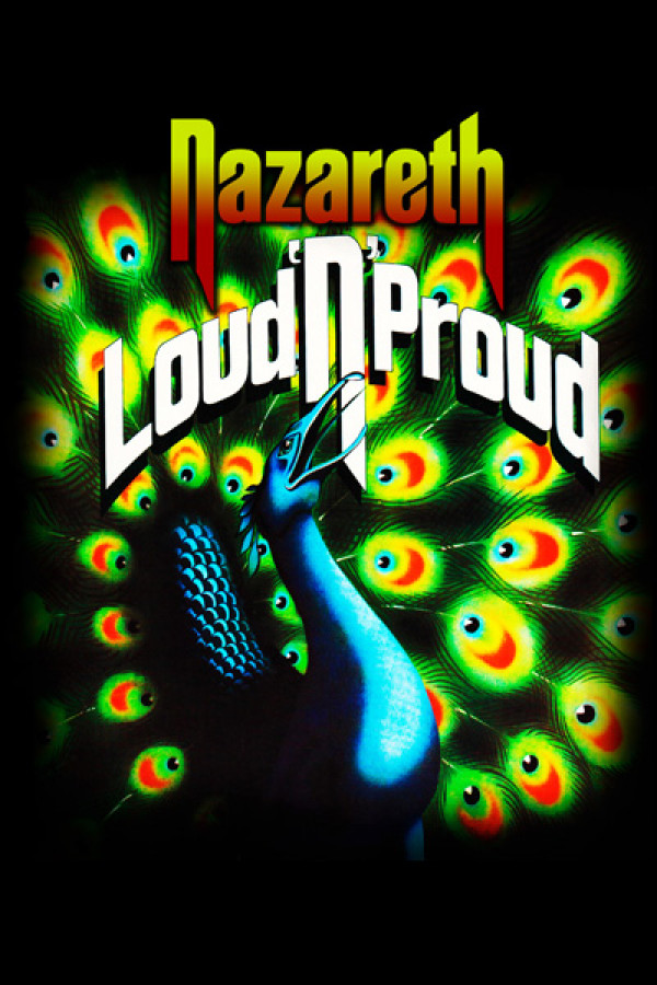 Camiseta Nazareth Loud N Proud