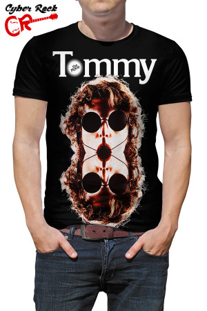 Camiseta Tommy the Movie