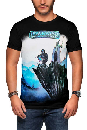 Camiseta Hawkwind Masters Of The Universe
