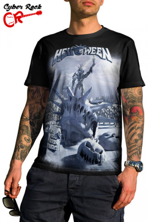 Camiseta Helloween My God Given Right