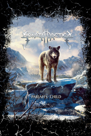 Camiseta Sonata Arctica - Pariah's Child