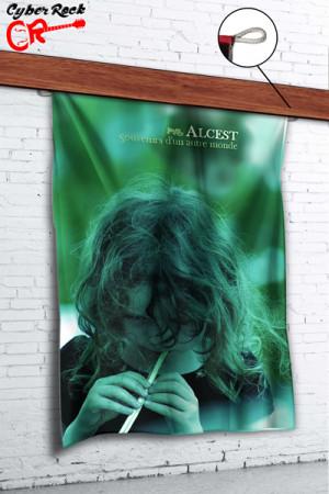 Bandeira Alcest - Souvenirs d'un Autre Monde