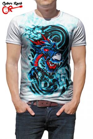 Camiseta Tatoo Dragon