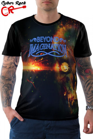 Camiseta Skulls Beyond Imagination