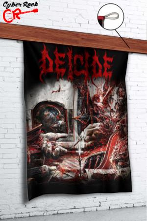 Bandeira Deicide Overtures Of Blasphemy
