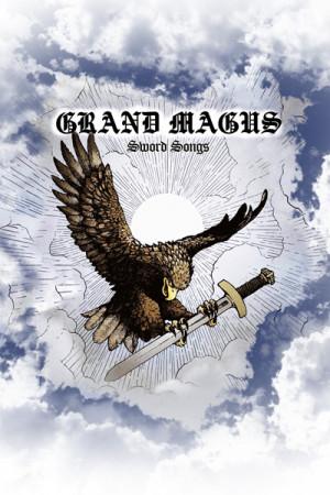 Camiseta Grand Magus Sword Songs