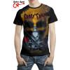 Camiseta Ozzy Osbourne Crazy Train