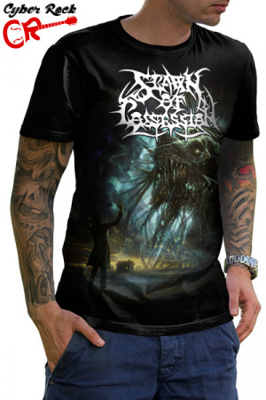 Camiseta Spawn of Possession Incurso