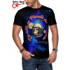 Camiseta Nacional e Volta ao Planeta dos Macacos