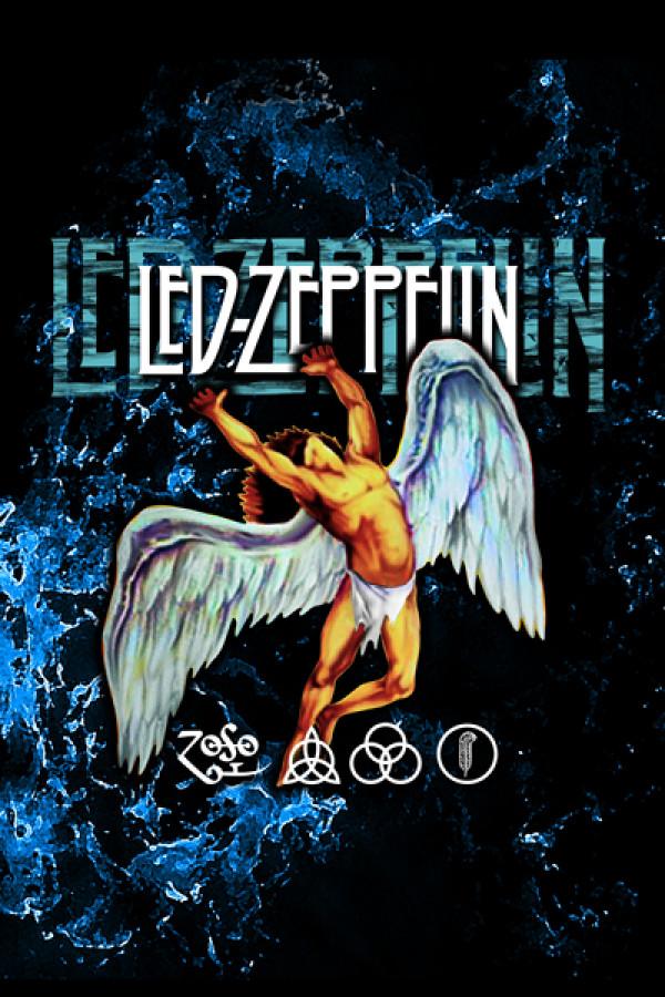 Blusinha Led Zeppelin Swan Song