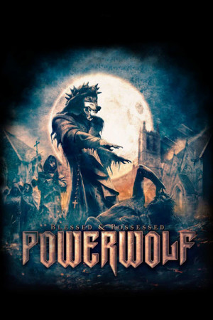 Blusinha Powerwolf Blessed & Possessed