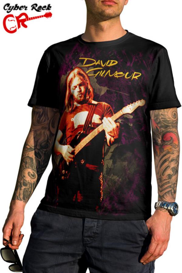 Camiseta David Gilmour