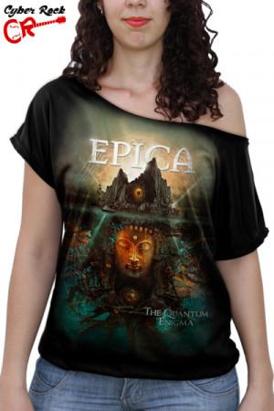 Blusinha Epica The Quantun Enigma