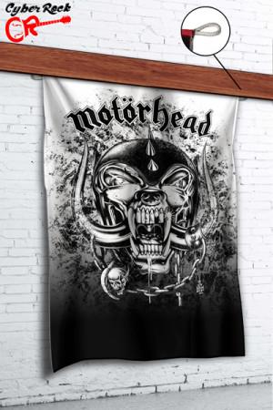 Bandeira Motorhead