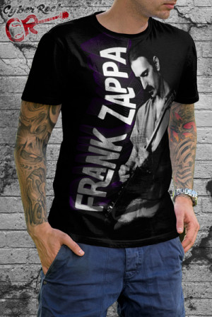 Camiseta Frank Zappa