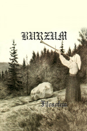 Camiseta Burzum - Filosofem