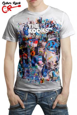 Camiseta The Kooks The Best Of... So Far