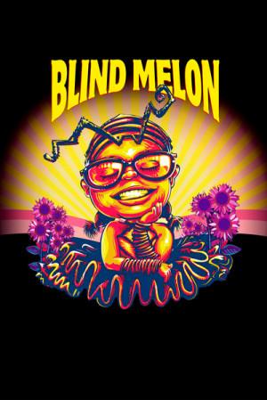 Camiseta Blind Melon a
