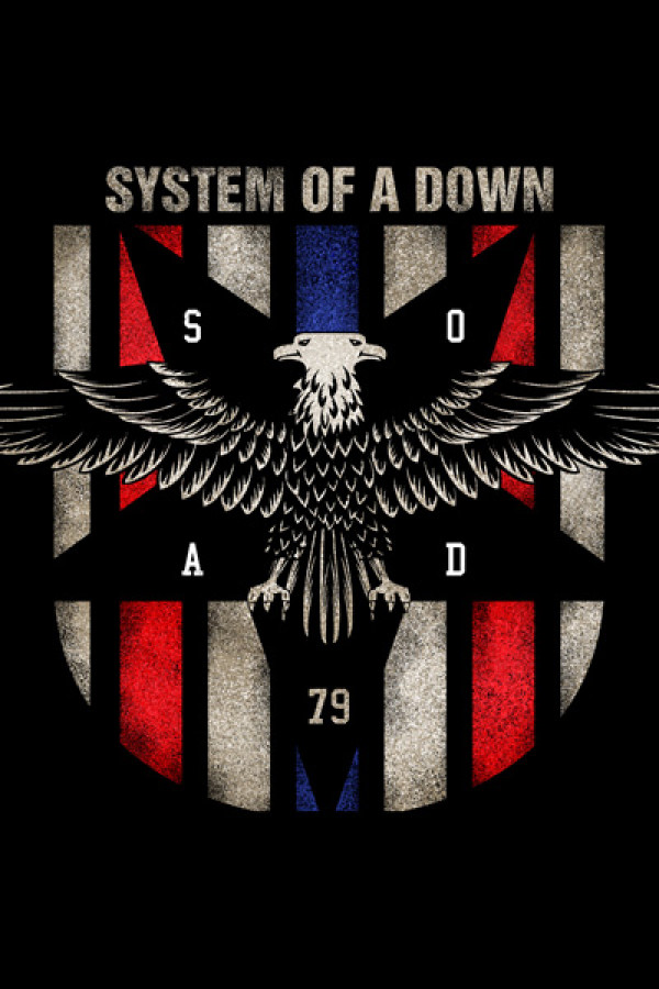 Camiseta System of a Down II