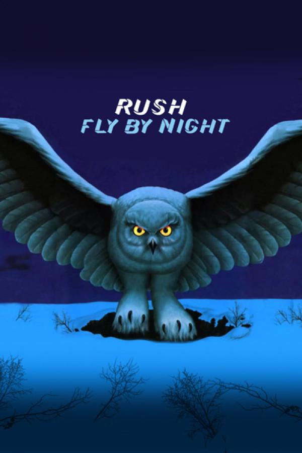 Blusinha Rush Fly the Night